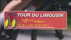 Présentation Tour du Limousin 2014