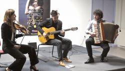 Trio G. Rouillac – R. Gervasi – C. Bugala