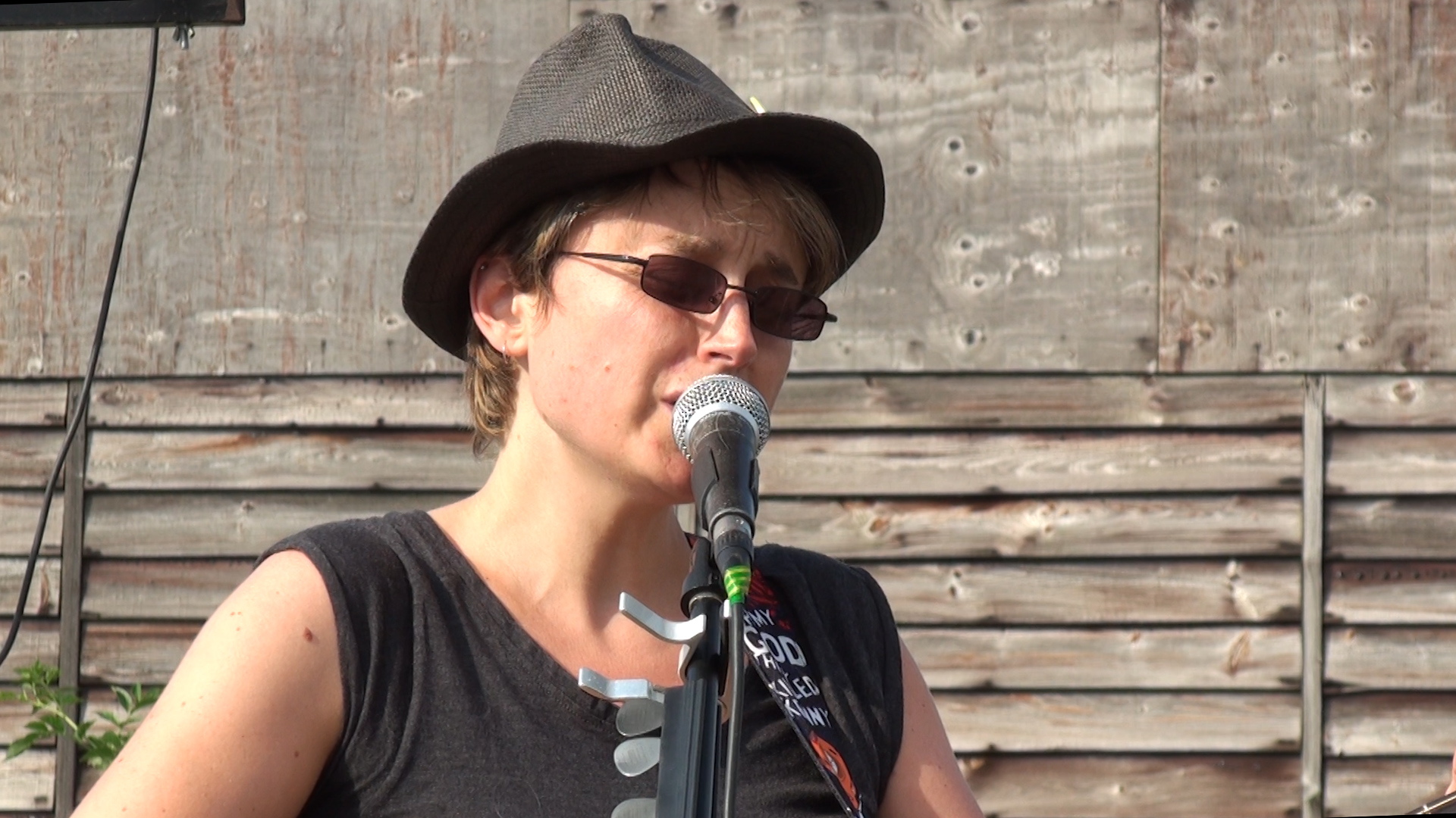 Rock en marche : Lucie Manusset