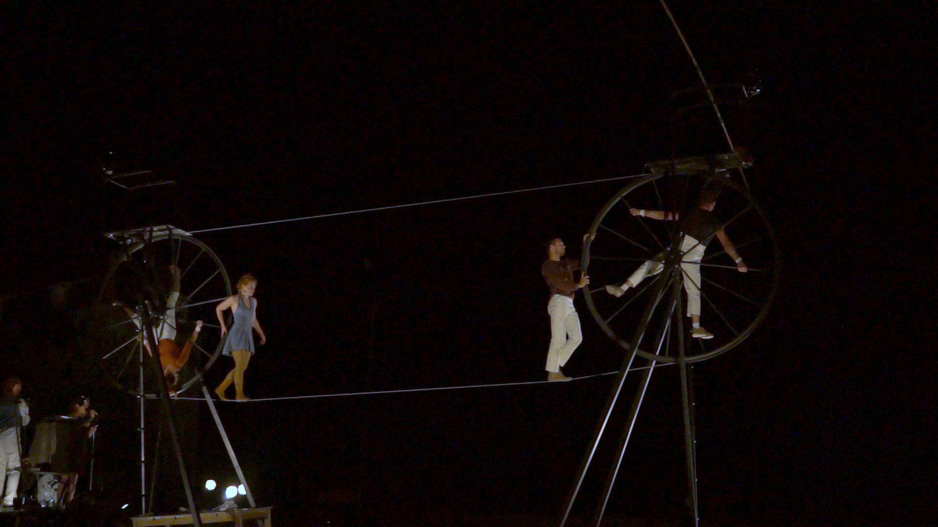 URBAKA:  Cirque Rouages